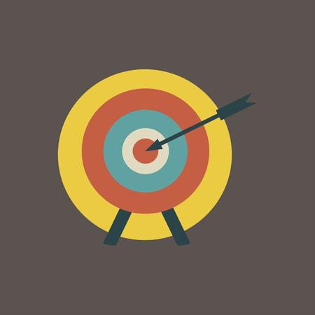 Business management vector Ilustracja