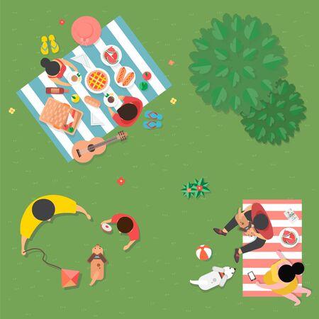 夏のベクトルを感じるデザイン 写真素材 - 87041760