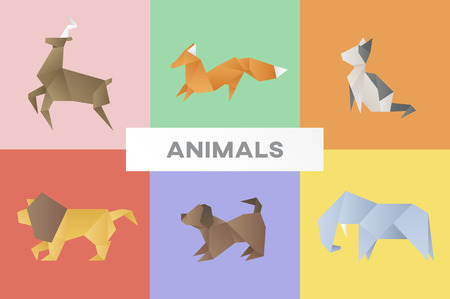 動物のベクトル
