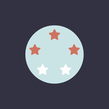 Illustration of rating