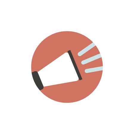 marketing numérique vecteur icône