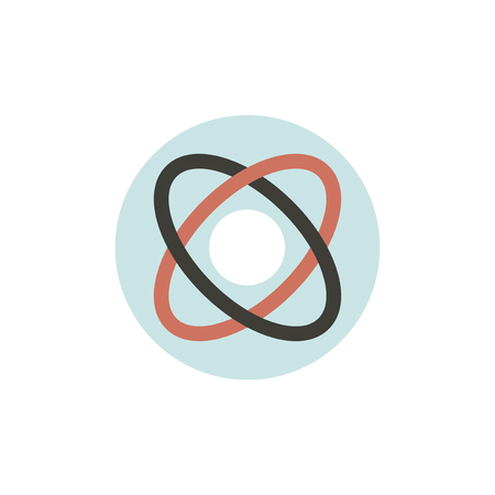 原子命日アイコンのベクトル