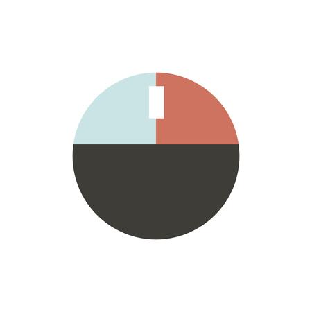Illustration of pie chart