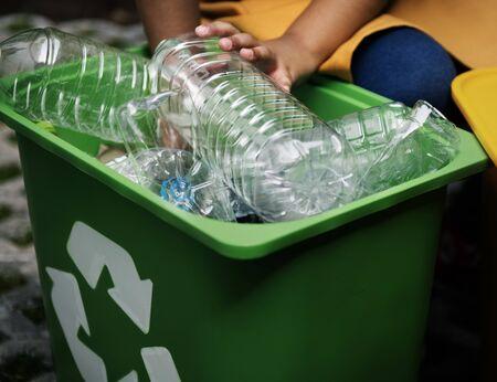 Recycling Plastic Environment Savings Reduce Junk