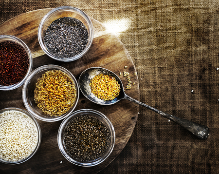 Cooking herbs and spices seasoning