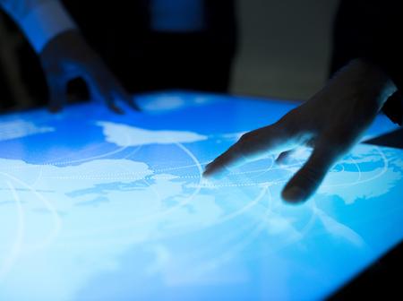 未来的なグローバルビジネス