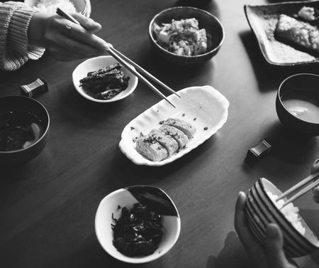 일본 음식 스톡 콘텐츠