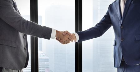 Building a business relationship