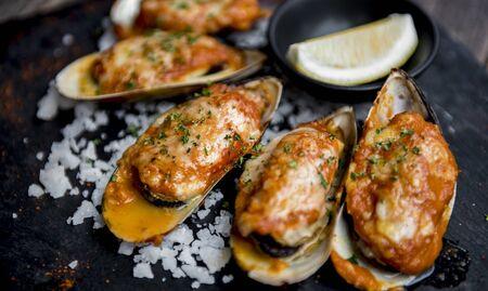 Bistro good food Cafe serving fusion menu