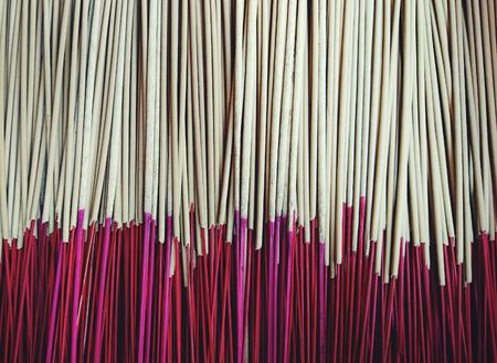 Incense sticks Imagens