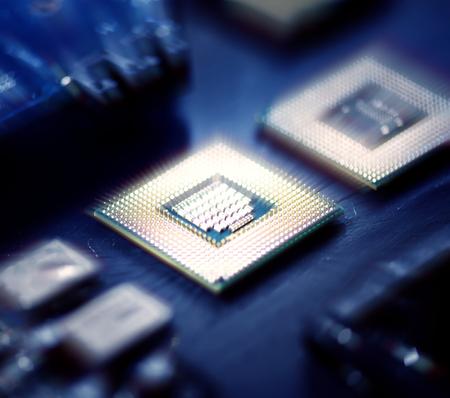 Computer processors Banco de Imagens - 89587050