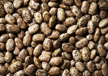 Roman beans textured