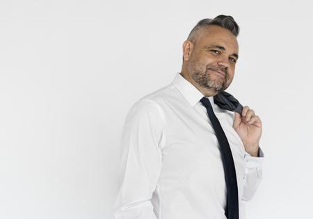 Portrait of a dapper businessman Stock fotó