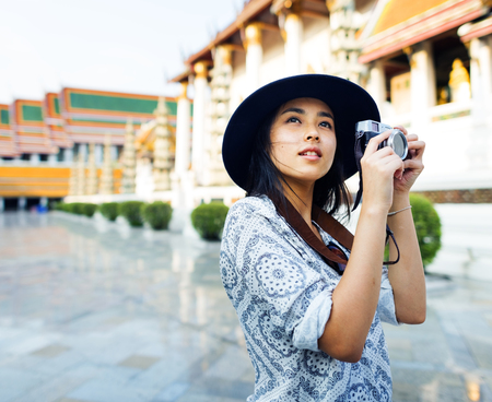 The solo Asian female traveler
