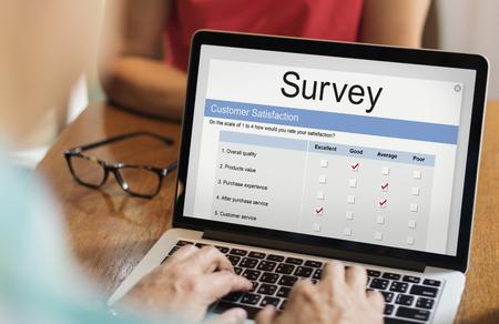 Customer satisfaction online survey form