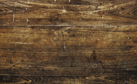 Scratched wooden texture background
