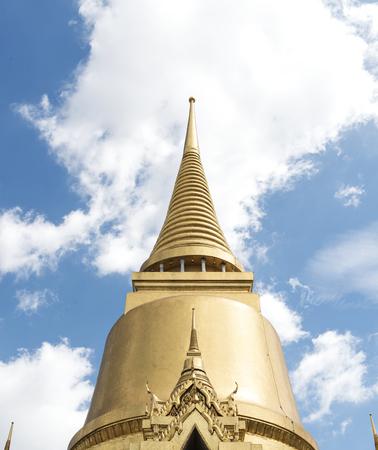 A temple in Bangkok Thailand