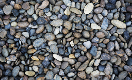Pebble rocks texture pattern wallpaper