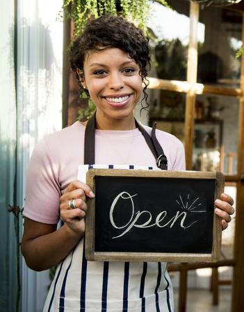 Retail Shop Store Sale Open Business Commerce Banco de Imagens