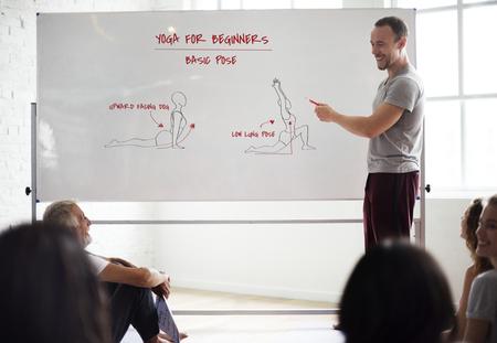 Conceito de classe de Yoga