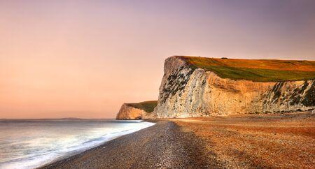 Durdle Door Jurassic Coast at Dorset United Kingdom