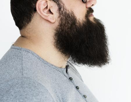 큰 수염 난 사람의 초상화