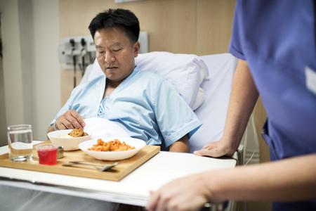Hospital food for patient Banco de Imagens - 90761466