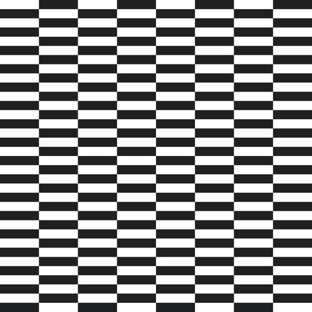 Seamless pattern of various lines and zigzags Stockfoto