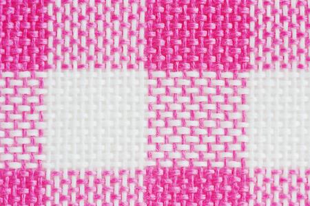 Pink fabric Archivio Fotografico - 95112569