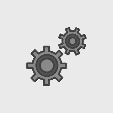 Cogwheels concept