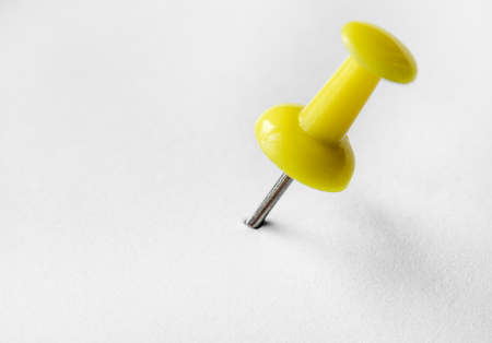 yellow pin in a board macro