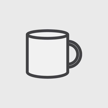 Illustration of coffee cup