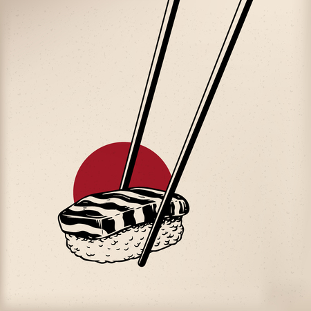 Japanese tradition style vectors 스톡 콘텐츠