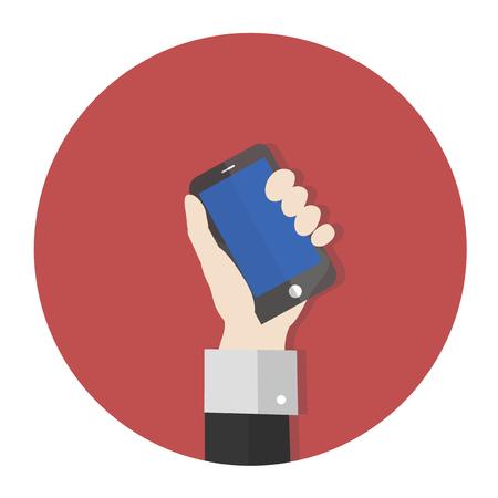 Illustration of Smartphone