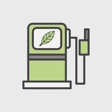 Ilustración del concepto ambiental Foto de archivo - 95597097