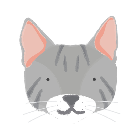 Illustration of a cat