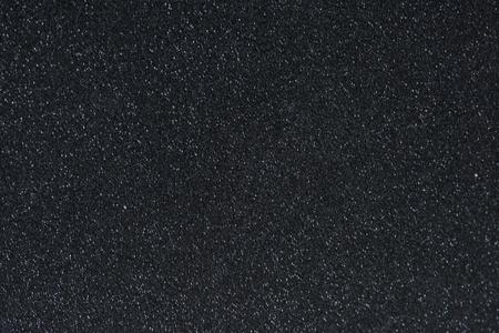 Black fabric closeup Archivio Fotografico - 95181845