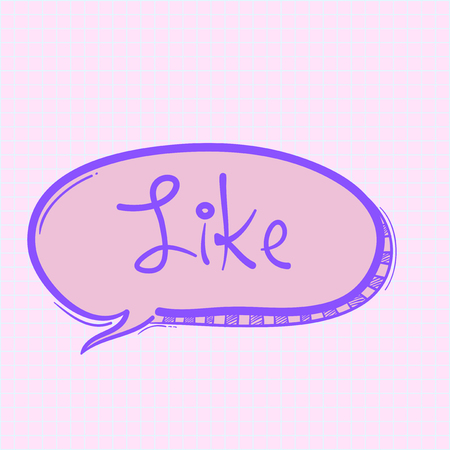 Like icon Stock fotó - 115728233
