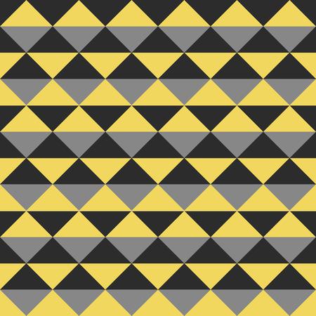 Patrones sin fisuras de varias líneas y zigzags Foto de archivo - 95972643