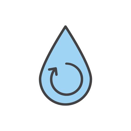 Illustration of environmental concept