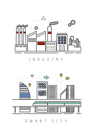Industry and smart city