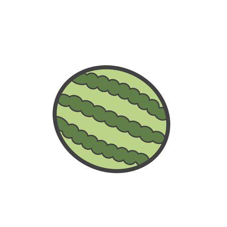 Illustration of fruit icon Stock fotó - 96799750