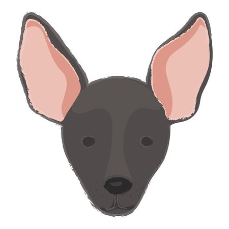 Pet dog concept