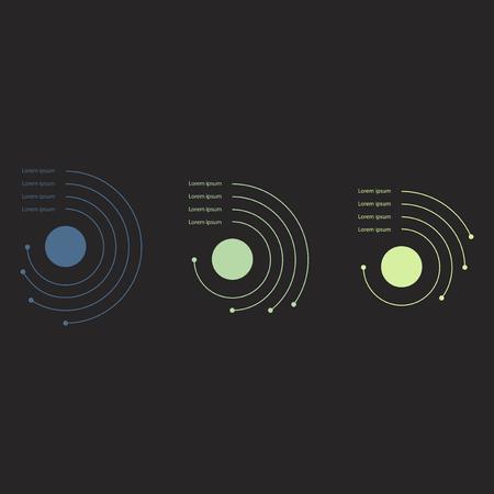 Progress chart concept Фото со стока