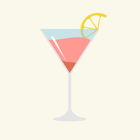 Cocktail drink concept