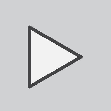 Play icon Фото со стока