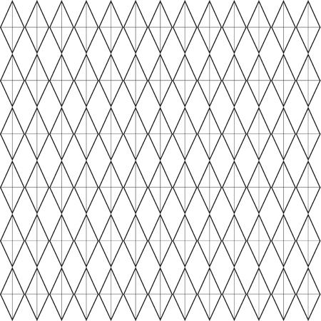 Sin patrón de varias líneas y zigzags Foto de archivo - 97155220
