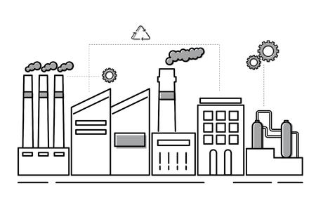 Monoline factories