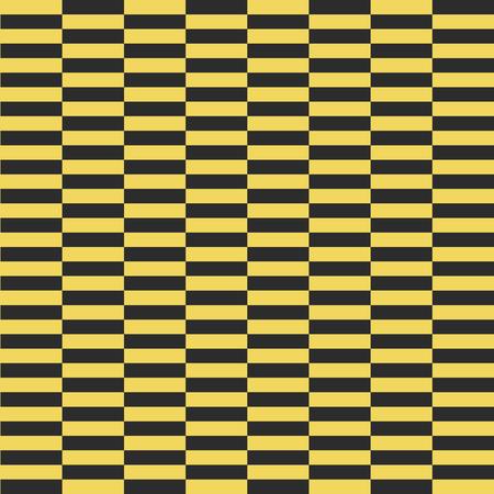 Sin patrón de varias líneas y zigzags Foto de archivo - 97153299