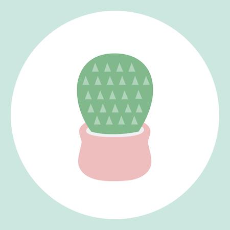 illustration of cactus